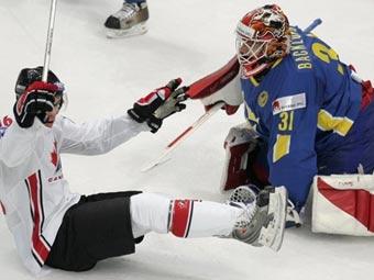 В финал чемпионата мира по хоккею